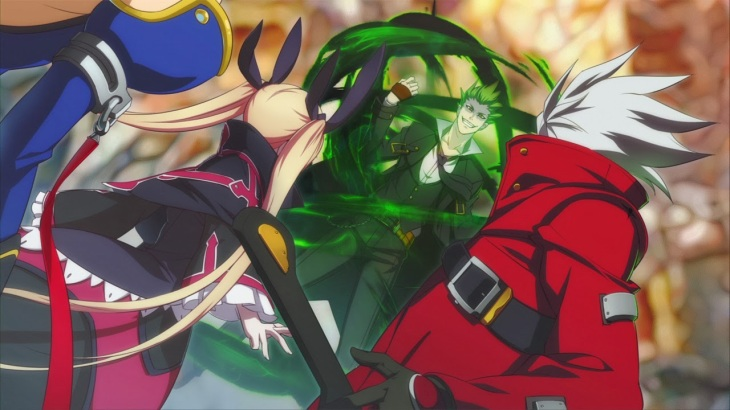 Hazama fera toujours autant baver nos héros.