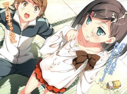 Hentai-Ouji-Anime-Girl-Wallpaper