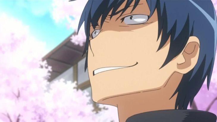 Ryuji nous apprend à sourire.