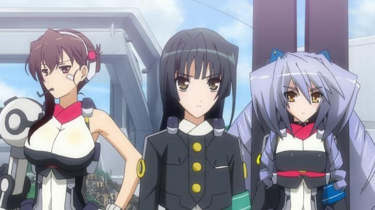 Kyoukai Senjou no Horizon - 07 - Large 01