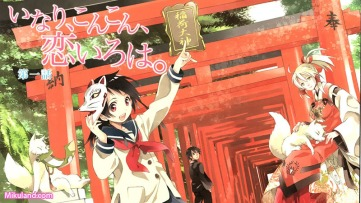 Anime Inari, Konkon, Koi Iroha