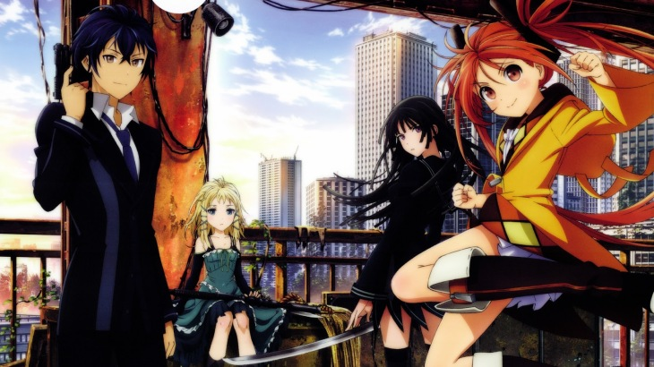 Wallpaper BlackBullet