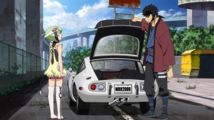 Anime Dimension W