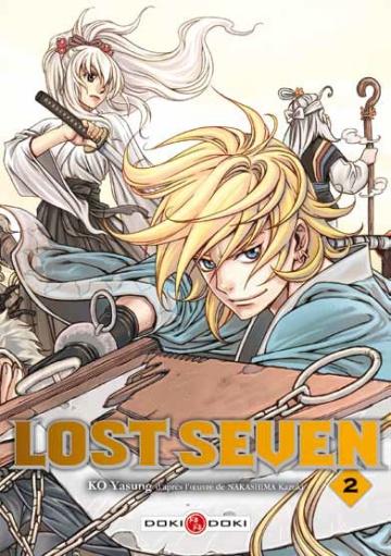 LOST SEVEN T02