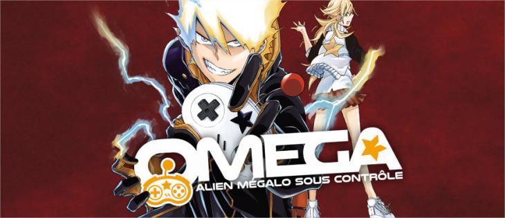 Omega - Alien mégalo sous contrôle